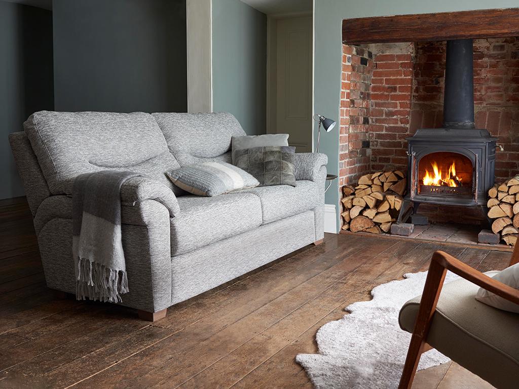 G Plan Washington Fabric Sofa Collection