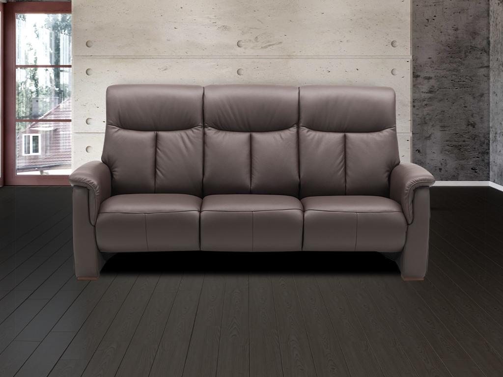 Hjort Knudson aaron Leather Sofa