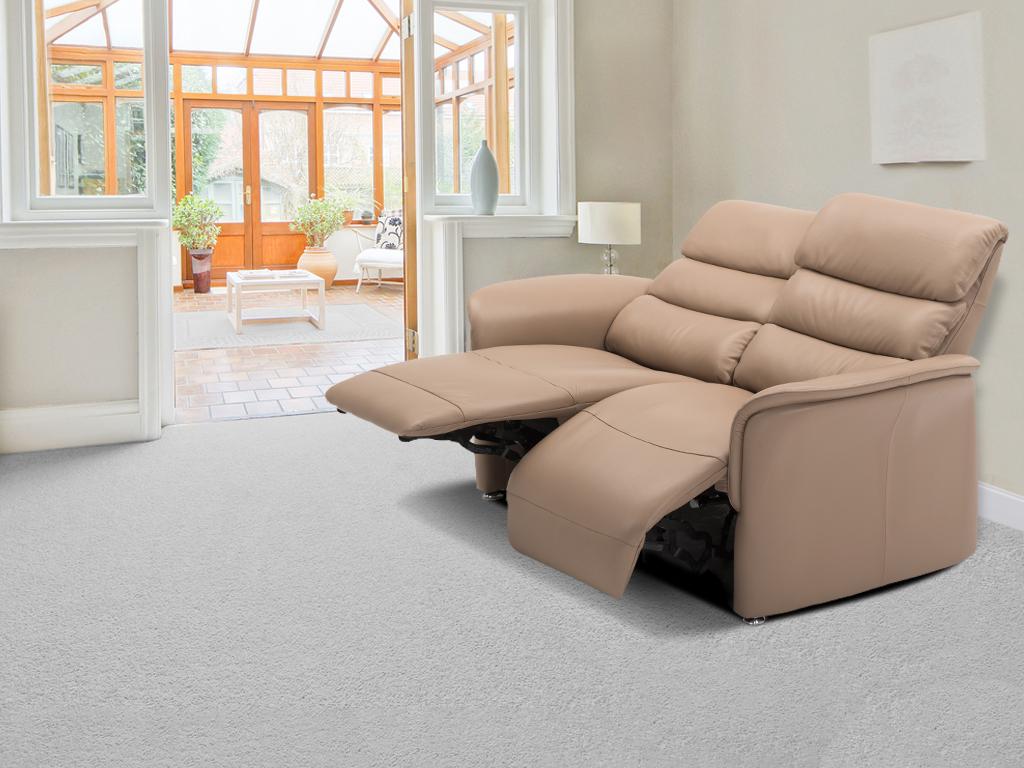 Hjort Knudson Casper Leather Sofa