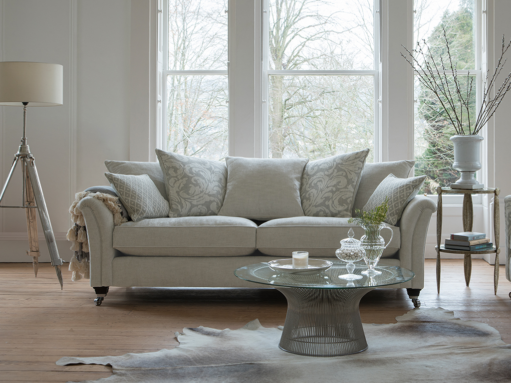 Parker Knoll Devonshire Fabric Sofa Collection