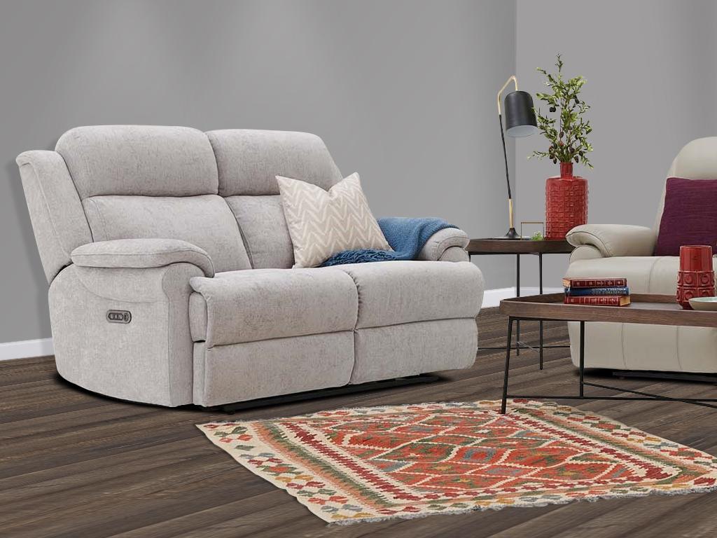 Bacchus Fabric Sofa Collection