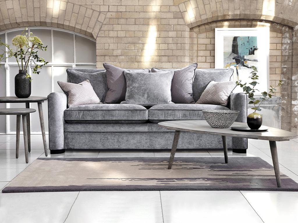 Roxbury Duresta Fabric Sofa