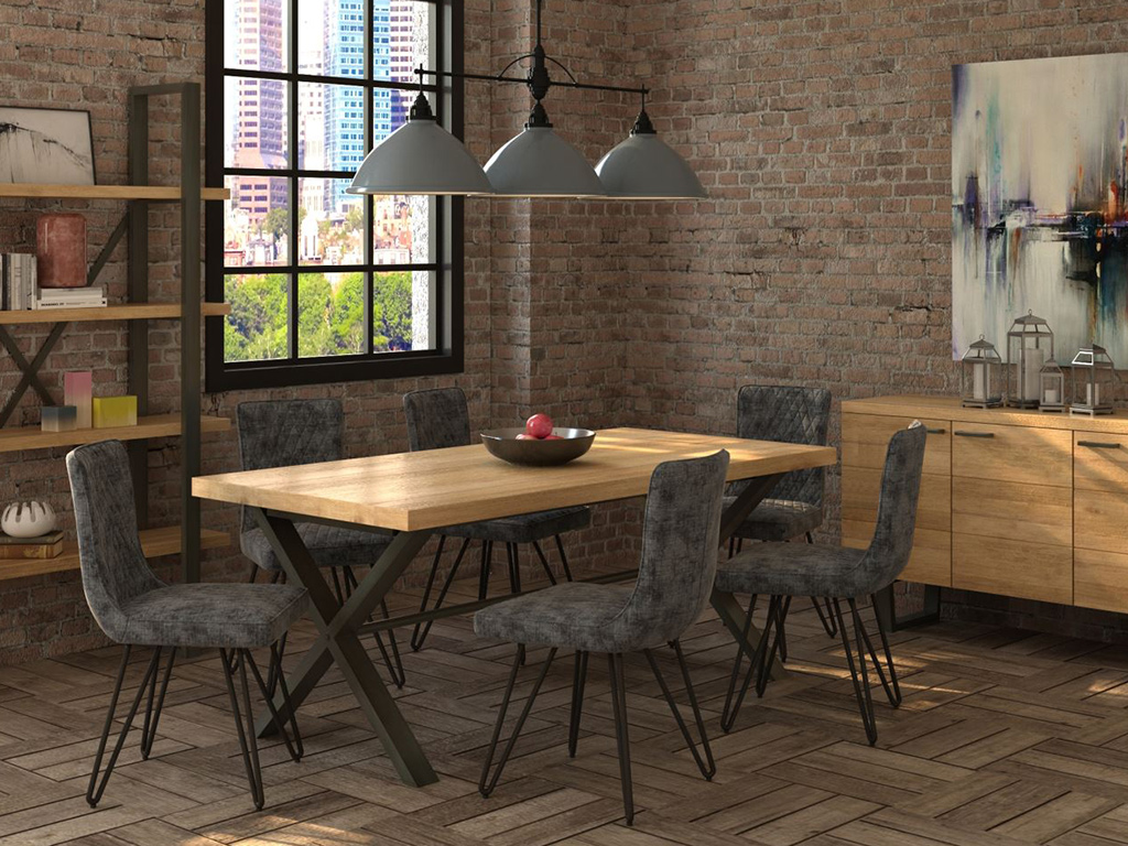 Classic Furniture Bourton Dining Table